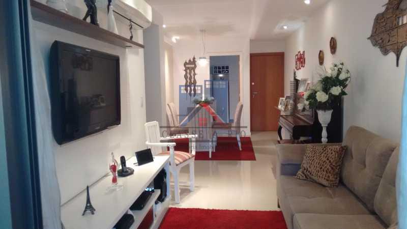 26 - Freguesia, Amplo apartamento 94m², 03 quartos, 02 suites, 02 vagas de garagem. Infraestrutura de lazer - FRAP30043 - 10