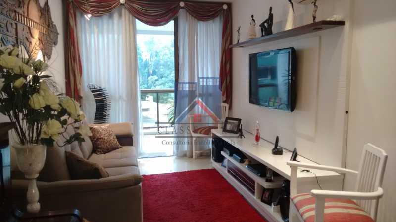 27 - Freguesia, Amplo apartamento 94m², 03 quartos, 02 suites, 02 vagas de garagem. Infraestrutura de lazer - FRAP30043 - 8
