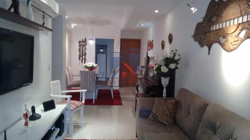 28 - Freguesia, Amplo apartamento 94m², 03 quartos, 02 suites, 02 vagas de garagem. Infraestrutura de lazer - FRAP30043 - 9
