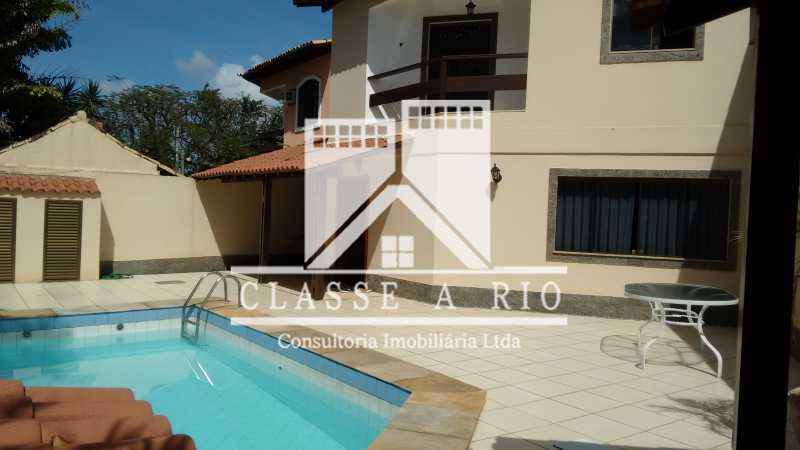 01 - Casa À Venda no Condomínio Colina do Retiro - Pechincha - Rio de Janeiro - RJ - FRCN30005 - 1