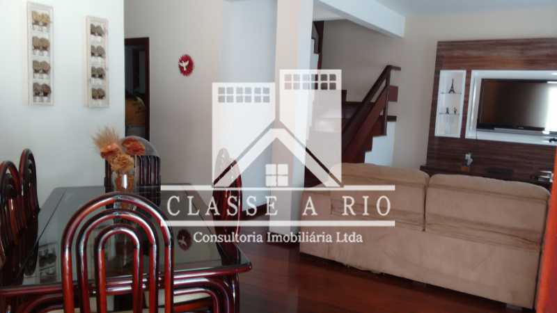 09 - Casa À Venda no Condomínio Colina do Retiro - Pechincha - Rio de Janeiro - RJ - FRCN30005 - 9