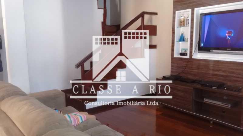 021 - Casa À Venda no Condomínio Colina do Retiro - Pechincha - Rio de Janeiro - RJ - FRCN30005 - 8