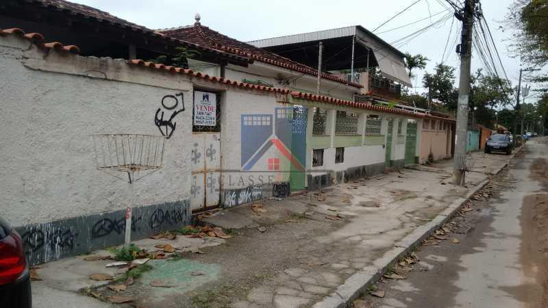 02 - Taquara - casa 2 qts para construtores. - FRCA20007 - 26