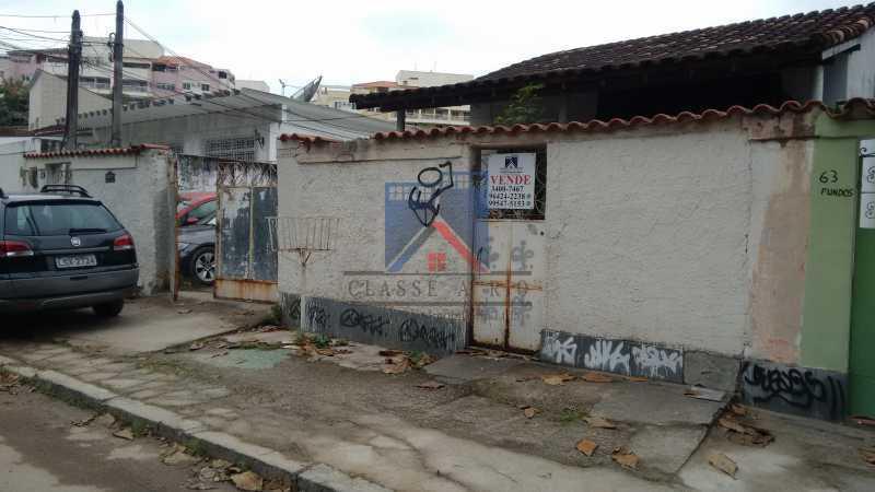 03 - Taquara - casa 2 qts para construtores. - FRCA20007 - 27
