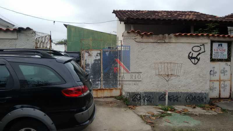 08 - Taquara - casa 2 qts para construtores. - FRCA20007 - 23