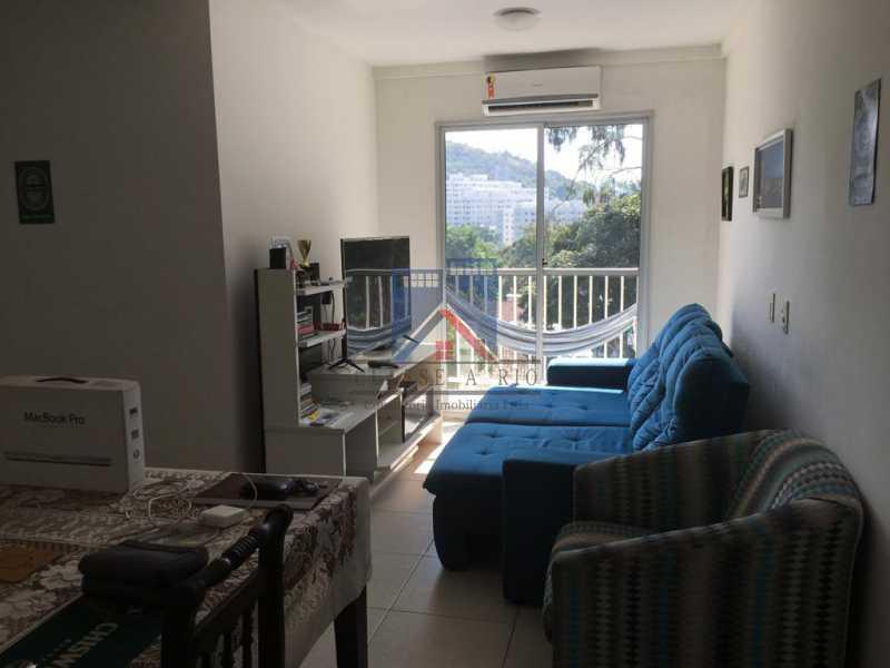 1 - TAQUARA-Venda -Apartamento, 02 quartos, lazer completo - 01 vaga e garagem. - FRAP20103 - 4