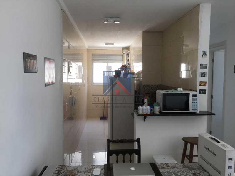 2 - TAQUARA-Venda -Apartamento, 02 quartos, lazer completo - 01 vaga e garagem. - FRAP20103 - 5