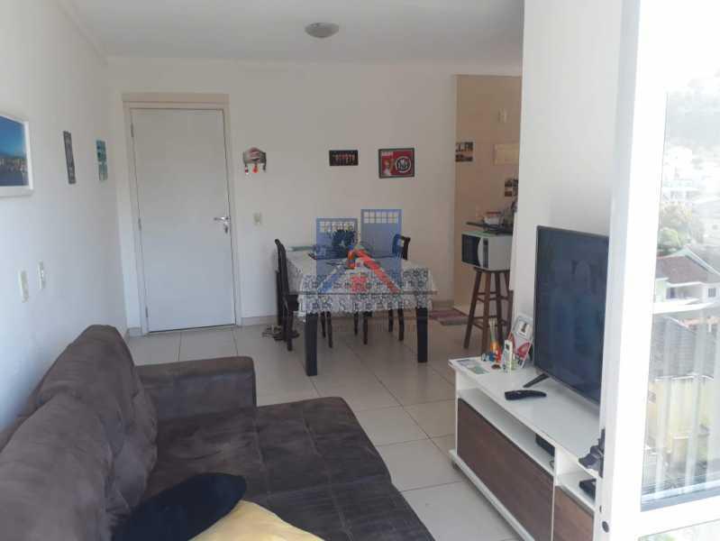 3 - TAQUARA-Venda -Apartamento, 02 quartos, lazer completo - 01 vaga e garagem. - FRAP20103 - 3