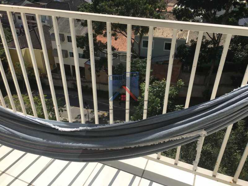 12 - TAQUARA-Venda -Apartamento, 02 quartos, lazer completo - 01 vaga e garagem. - FRAP20103 - 14