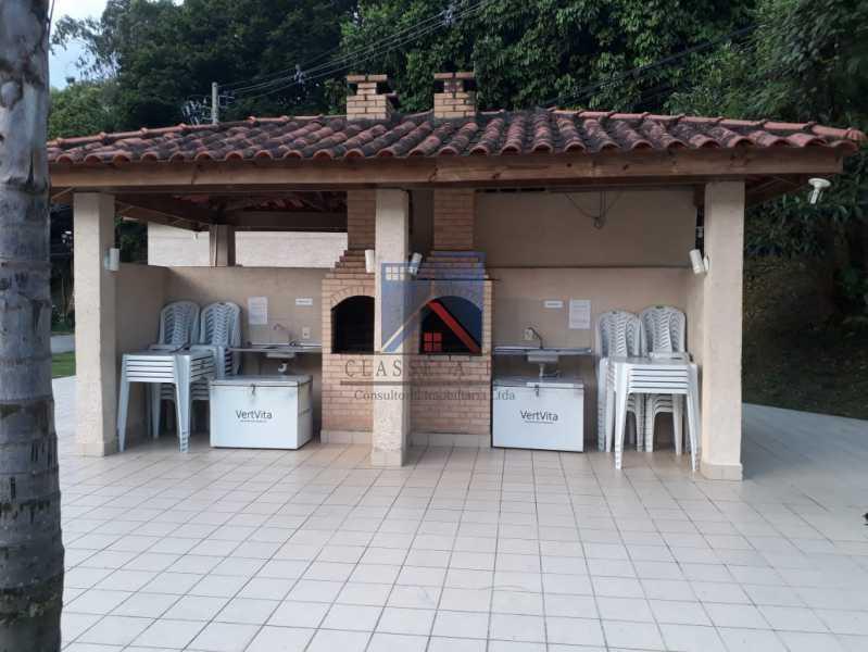 15 - TAQUARA-Venda -Apartamento, 02 quartos, lazer completo - 01 vaga e garagem. - FRAP20103 - 17