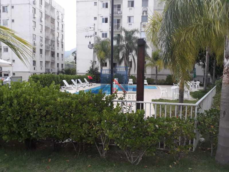 18 - TAQUARA-Venda -Apartamento, 02 quartos, lazer completo - 01 vaga e garagem. - FRAP20103 - 20