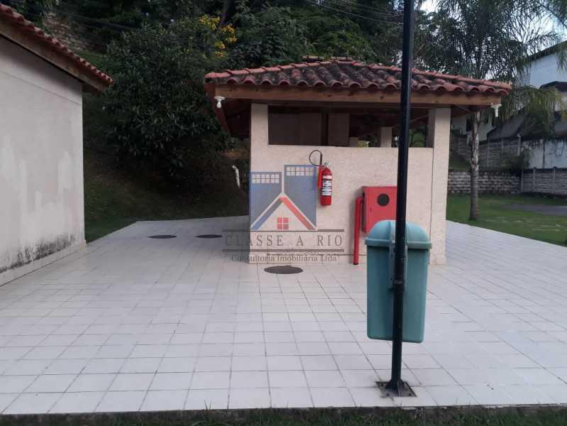 20 - TAQUARA-Venda -Apartamento, 02 quartos, lazer completo - 01 vaga e garagem. - FRAP20103 - 22