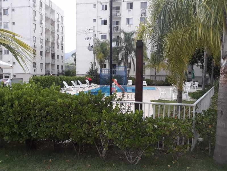 22 - TAQUARA-Venda -Apartamento, 02 quartos, lazer completo - 01 vaga e garagem. - FRAP20103 - 24
