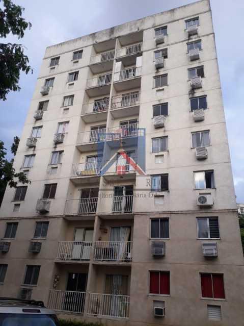 23 - TAQUARA-Venda -Apartamento, 02 quartos, lazer completo - 01 vaga e garagem. - FRAP20103 - 25