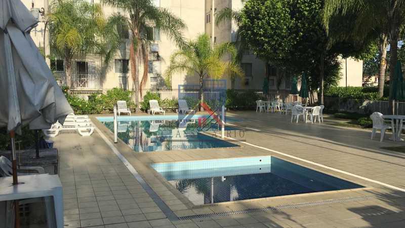 24 - TAQUARA-Venda -Apartamento, 02 quartos, lazer completo - 01 vaga e garagem. - FRAP20103 - 26