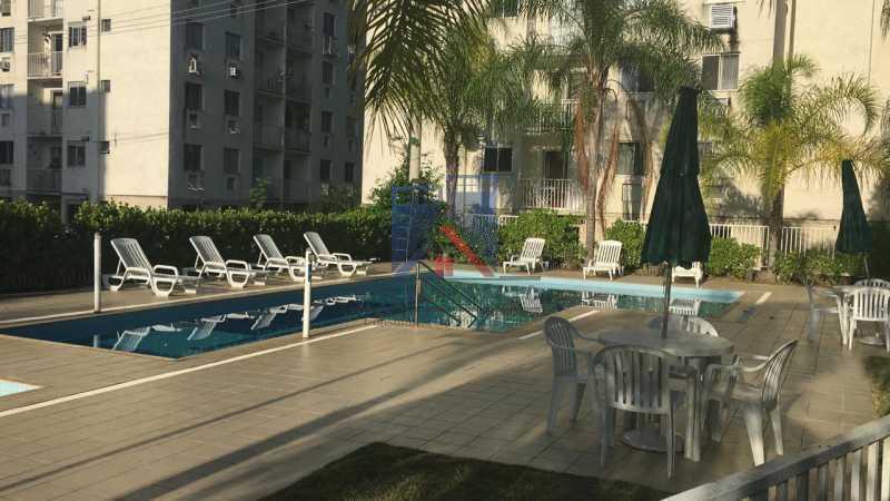 29 - TAQUARA-Venda -Apartamento, 02 quartos, lazer completo - 01 vaga e garagem. - FRAP20103 - 1