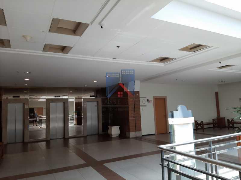 01 - Shopping Nova América - Sala SPLIT pronta seu Escritório. - FRSL00020 - 1