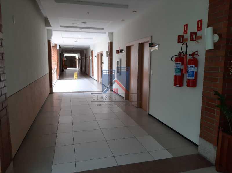 03 - Shopping Nova América - Sala SPLIT pronta seu Escritório. - FRSL00020 - 4