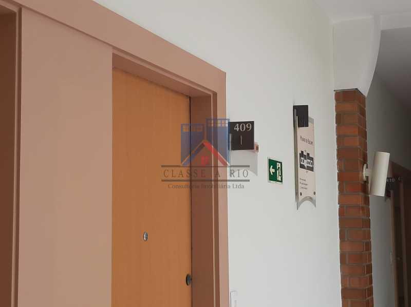 05 - Shopping Nova América - Sala SPLIT pronta seu Escritório. - FRSL00020 - 5