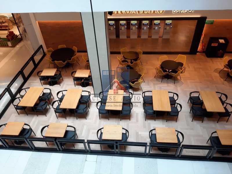 07 - Shopping Nova América - Sala SPLIT pronta seu Escritório. - FRSL00020 - 8