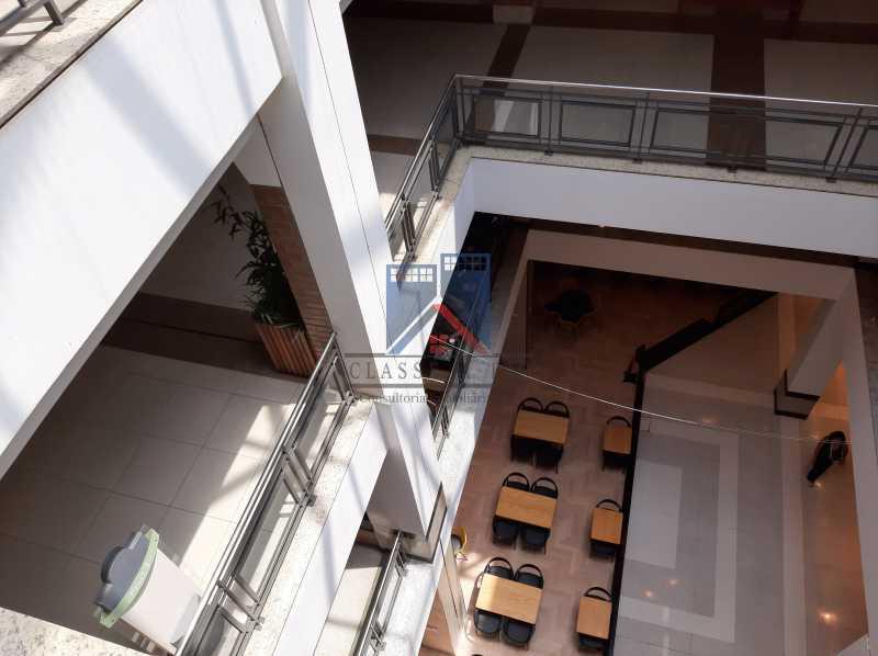 09 - Shopping Nova América - Sala SPLIT pronta seu Escritório. - FRSL00020 - 7