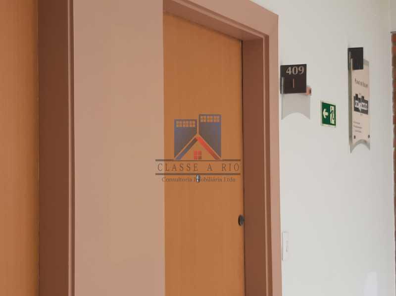 10 - Shopping Nova América - Sala SPLIT pronta seu Escritório. - FRSL00020 - 6