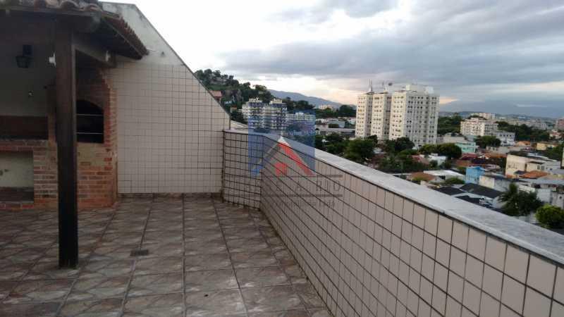 21 - Vendo-Praça Seca-Cobertura duplex, 186 metros, 03 quartos, 02 suites, dep.emp., 02 vagas de garagem - FRCO30013 - 23