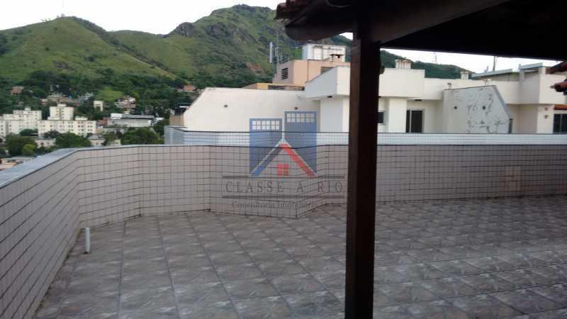 29 - Vendo-Praça Seca-Cobertura duplex, 186 metros, 03 quartos, 02 suites, dep.emp., 02 vagas de garagem - FRCO30013 - 27