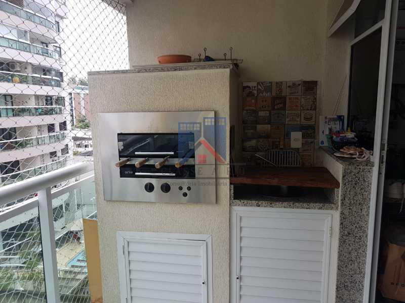 04 - FREGUESIA - LUXO FREGUESIA TRÊS RIOS COM BANANAL. ! - FRAP20113 - 5