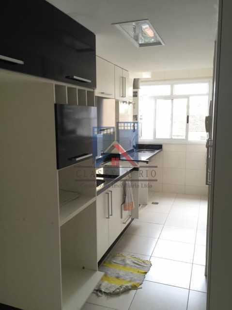 18 - Freguesia - Estrada dos Três Rios - 2 quartos - suíte - lazer completo. - FRAP20116 - 24