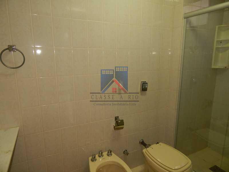 Banheiro 2a suite - Recreio - Cobertura 4 quartos 2 suítes - 177m2 - FRCO40003 - 13