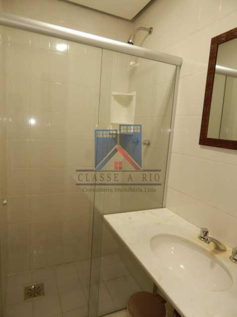 Banheiro social - Recreio - Cobertura 4 quartos 2 suítes - 177m2 - FRCO40003 - 11