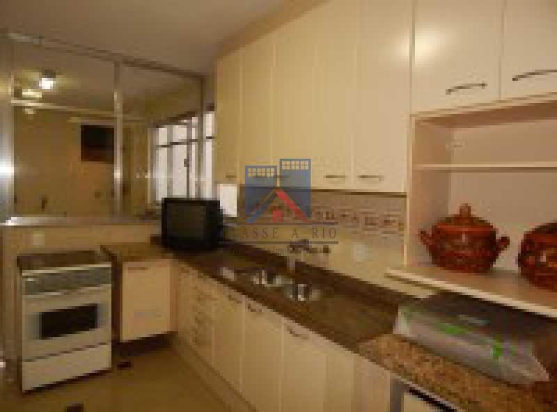 cozinha - Recreio - Cobertura 4 quartos 2 suítes - 177m2 - FRCO40003 - 14
