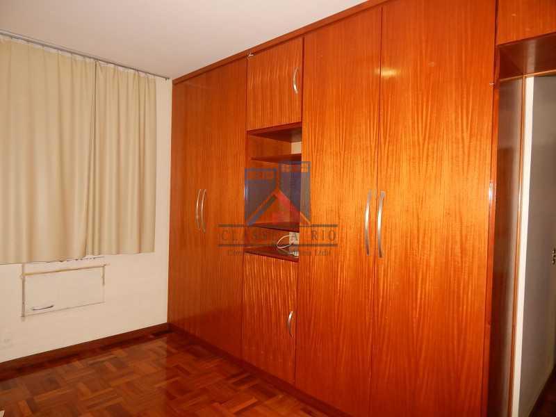 quarto casal armario - Recreio - Cobertura 4 quartos 2 suítes - 177m2 - FRCO40003 - 7