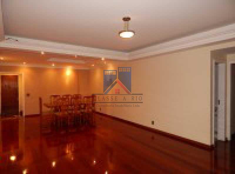 salão social de 50 m2 - Recreio - Cobertura 4 quartos 2 suítes - 177m2 - FRCO40003 - 4