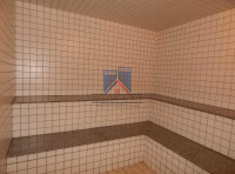 sauna - Recreio - Cobertura 4 quartos 2 suítes - 177m2 - FRCO40003 - 17