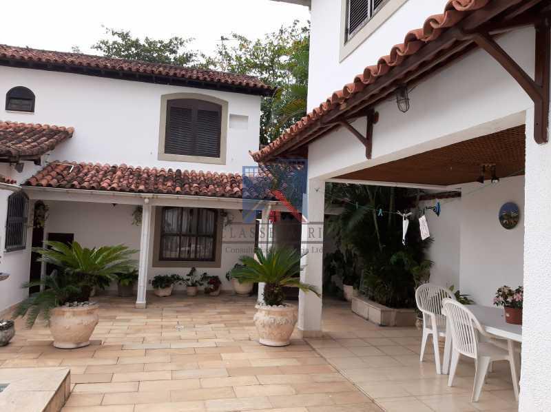 06 - Pechincha - Casa Condomínio - Magnífica - 3 quartos - súíte - Anexo - Piscina. - FRCN30041 - 7