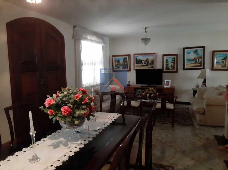 07 - Pechincha - Casa Condomínio - Magnífica - 3 quartos - súíte - Anexo - Piscina. - FRCN30041 - 8