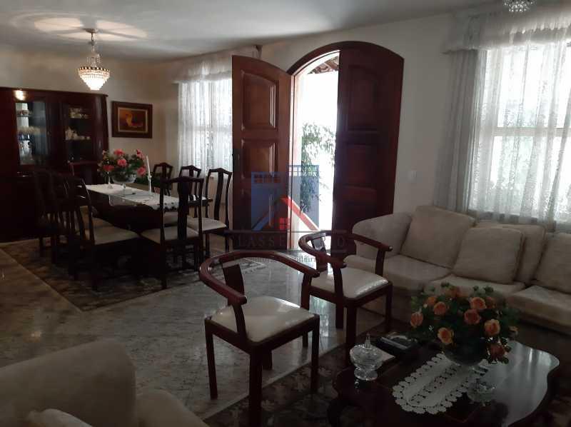 10 - Pechincha - Casa Condomínio - Magnífica - 3 quartos - súíte - Anexo - Piscina. - FRCN30041 - 11
