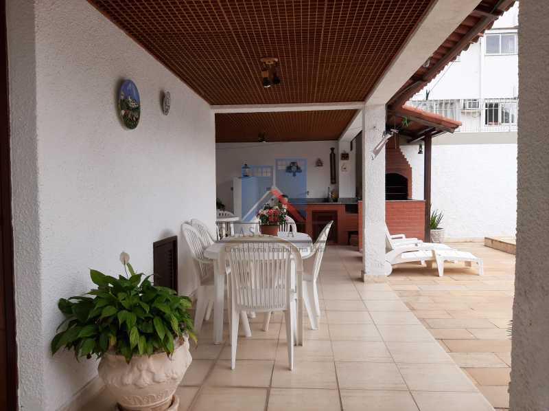 22 - Pechincha - Casa Condomínio - Magnífica - 3 quartos - súíte - Anexo - Piscina. - FRCN30041 - 28