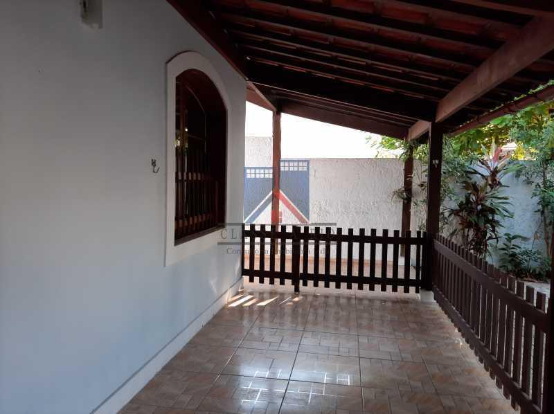 01 - Pechincha - Condomínio Fechado - Casa duplex. - FRCN30042 - 4