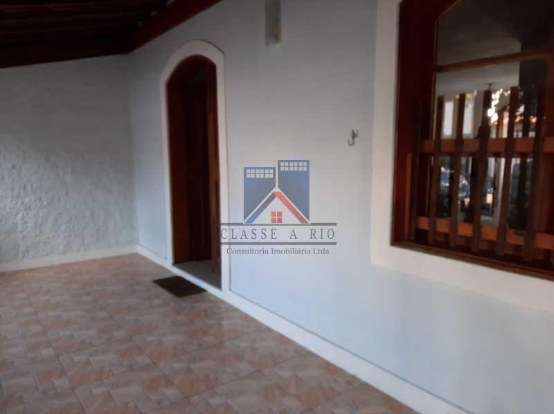 03 - Pechincha - Condomínio Fechado - Casa duplex. - FRCN30042 - 1