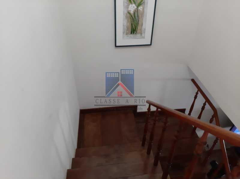 07 - Pechincha - Condomínio Fechado - Casa duplex. - FRCN30042 - 10
