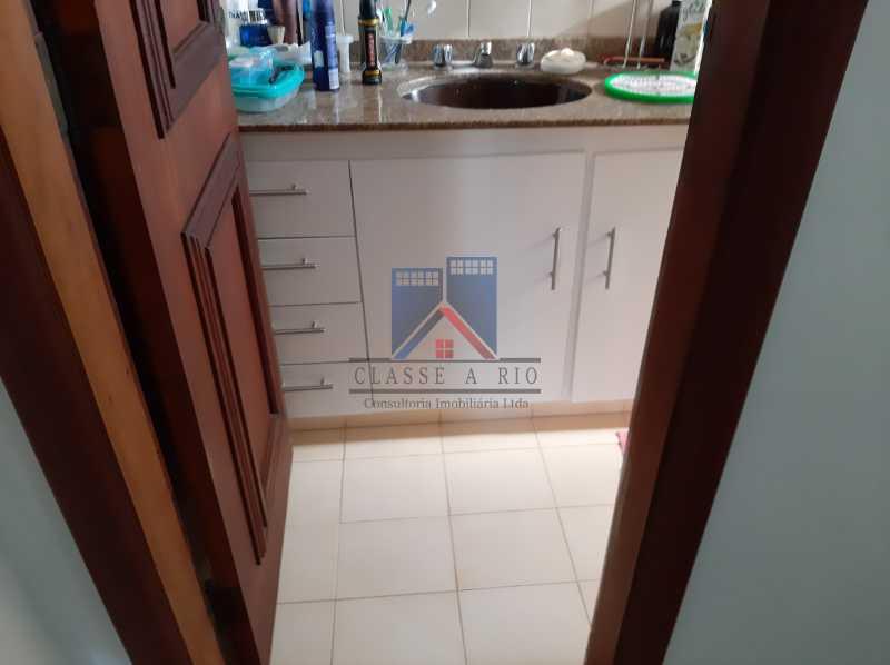 11 - Pechincha - Condomínio Fechado - Casa duplex. - FRCN30042 - 16