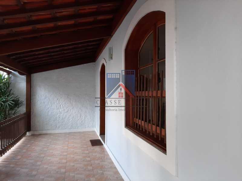 19 - Pechincha - Condomínio Fechado - Casa duplex. - FRCN30042 - 5