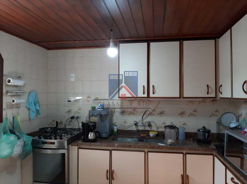 21 - Pechincha - Condomínio Fechado - Casa duplex. - FRCN30042 - 20