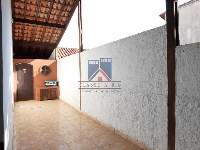23 - Pechincha - Condomínio Fechado - Casa duplex. - FRCN30042 - 30