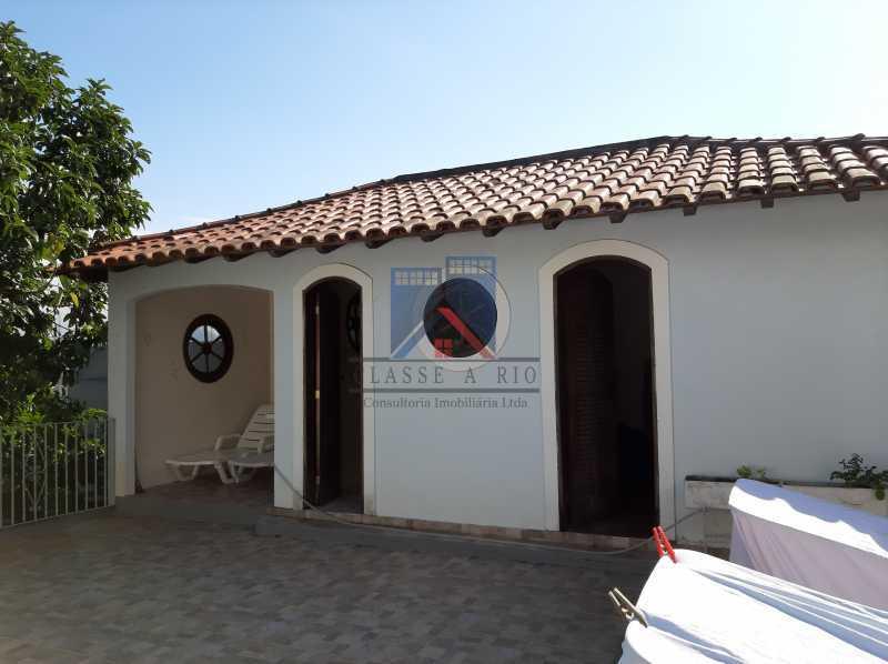 24 - Pechincha - Condomínio Fechado - Casa duplex. - FRCN30042 - 27