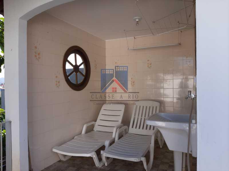 28 - Pechincha - Condomínio Fechado - Casa duplex. - FRCN30042 - 29