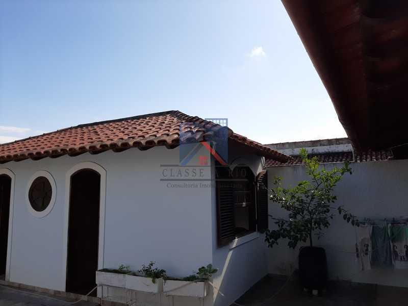 31 - Pechincha - Condomínio Fechado - Casa duplex. - FRCN30042 - 28